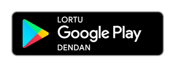 Google Playren logotipoa